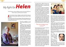 Read Helen's story